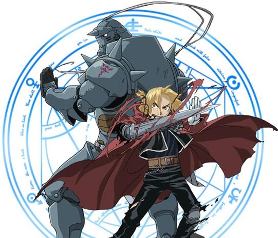 Fullmetal Alchemist / Стальной Алхимик
