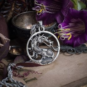 Медальон «Mortal Kombat»