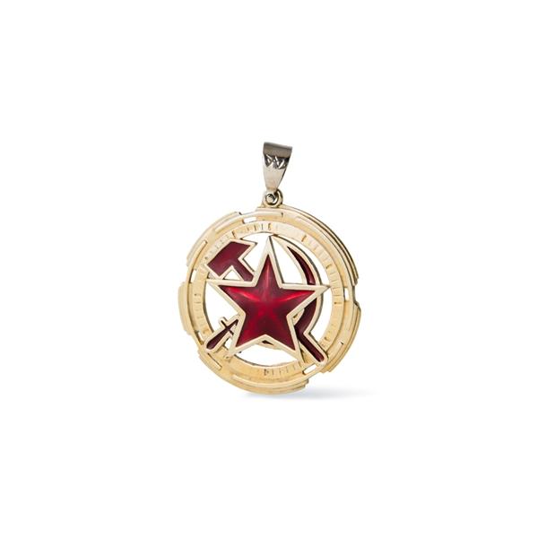 Медальон «Red Alert»