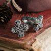 Кольцо «Кельтский вечный узел»