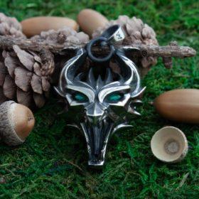 Кулон «Дракон Алдуин»