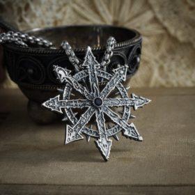 Кулон «Звезда Хаоса»