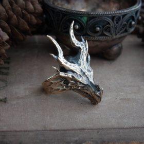 Кольцо «Дракон Алдуин»
