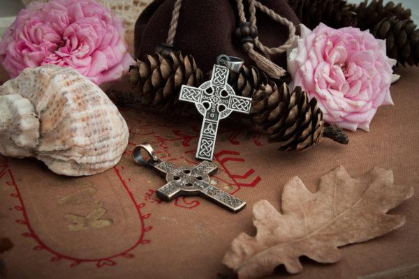 Кулон «Кельтский Крест»