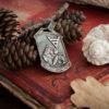 Кулон «Древо жизни / знак Велеса»