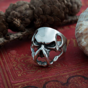 Кольцо «Череп Ктулху»