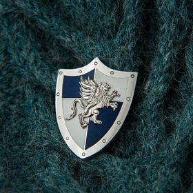 Значок «Щит героя»