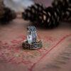 Кольцо «Знак бесконечности»