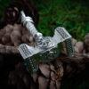 Кулон «Молот Сварога» с коловратом