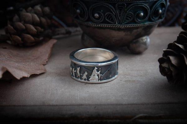 Кольцо «Братство Кольца» (Властелин Колец, Средиземье)