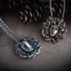 Кулон «Королева Медуз»