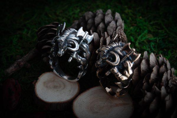 Кольцо «Минотавр»