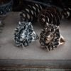 Кольцо «Королева Медуз»