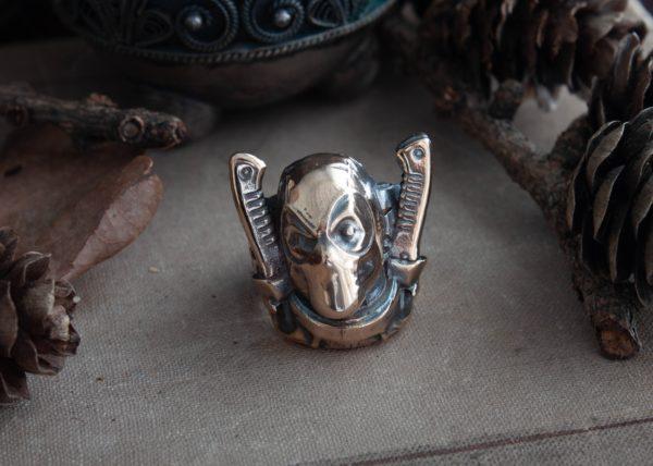 Кольцо «Дэдпул»